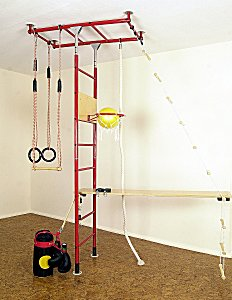 Children playing Tower - jimmygym.com